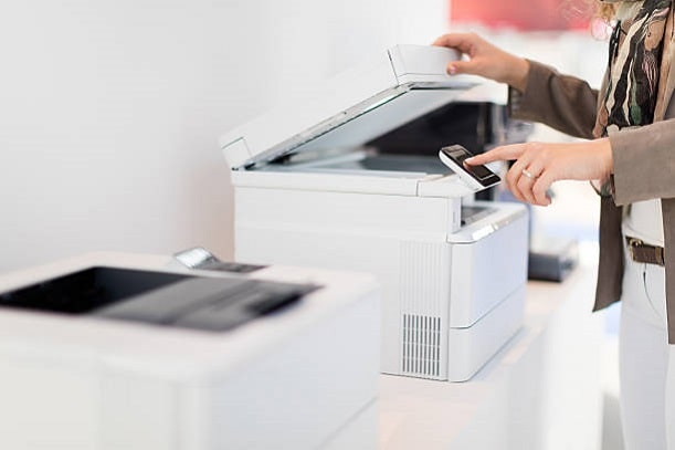 how do laser printers work