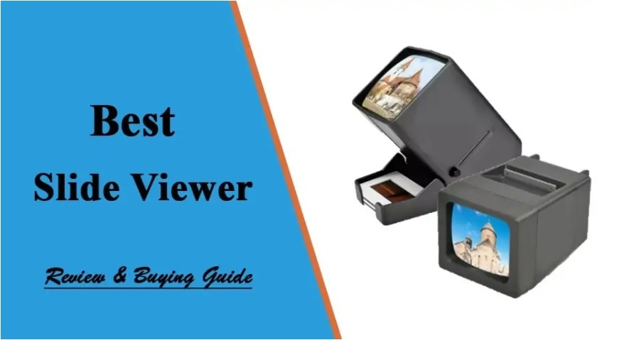 slide and film viewer
