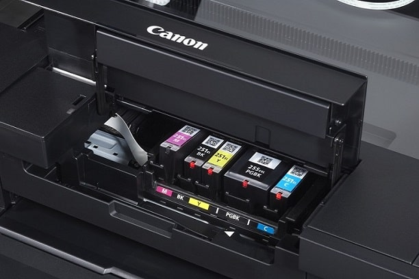 how to put ink in a printer