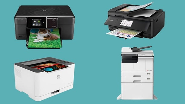 how much does a printer cost