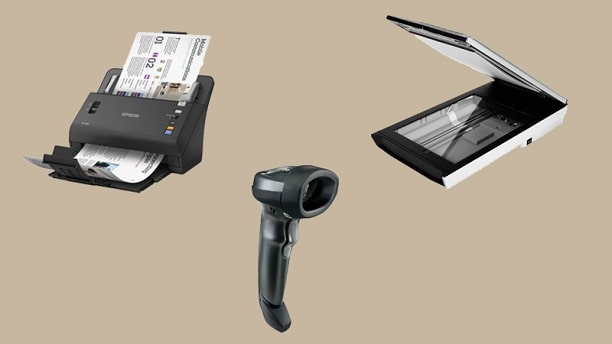 how do scanners work