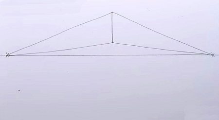 how to draw building