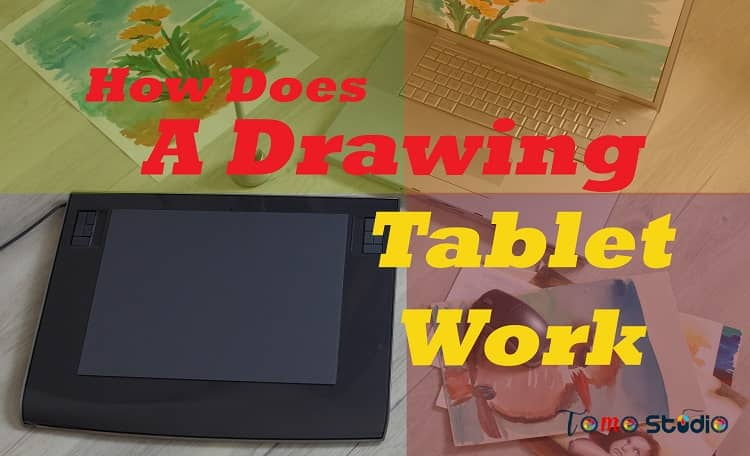 what is a graphics tablet used for