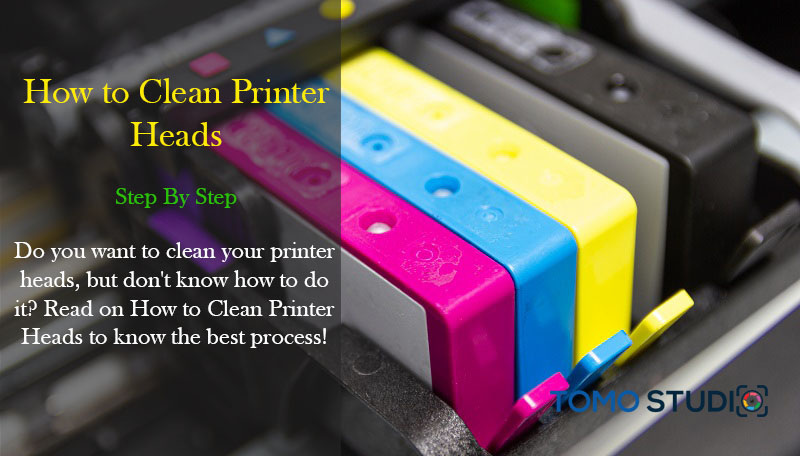 how to clean hp inkjet printer heads